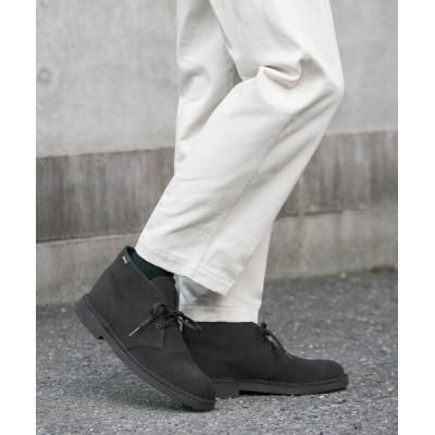 【アーバンリサーチ】 Clarks DESERT BOOTS GORE-TEX メンズ ブラック 7 URBAN RESEARCH