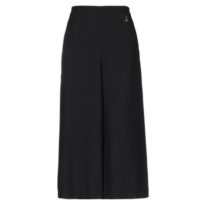 PENNYBLACK パンツ ブラック 46 ポリエステル 100% パンツ
