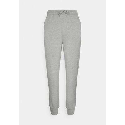 ヌー イン カジュアルパンツ メンズ ボトムス LOUNGE  - Tracksuit bottoms - grey