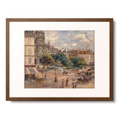 ピエール=オーギュスト・ルノワール Pierre-Auguste Renoir 「Place de la Trinite. 1893」