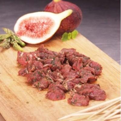 竹串付 味付けラクダ肉キューブ 150g 無添加 ラクダ肉 肉串 ケバブ キャメル