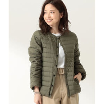 Traditional Weatherwear / ARKLEY ショート ライトダウン