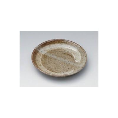 和食器 / 和皿 土灰釉5.0皿 寸法:15 x 2.5cm