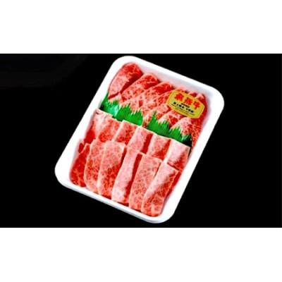 飛騨牛5等級 三角バラ・ミスジ焼肉用 500g