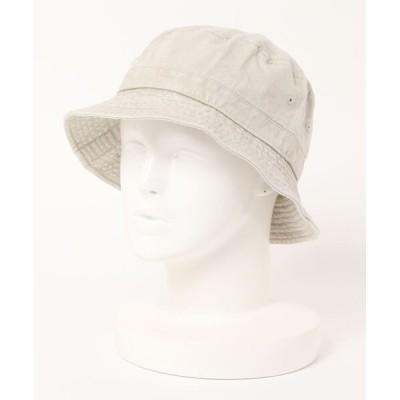 UNBILLION / ニューハッタン newhattan / PIGMENT DYED BUCKET HAT WOMEN 帽子 > ハット