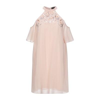 LIPSY ミニワンピース&ドレス ライトピンク 12 ポリエステル 100% ミニワンピース&ドレス