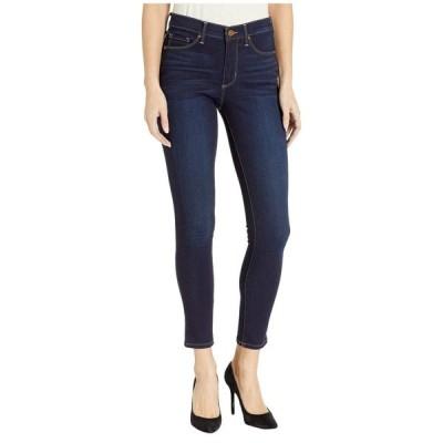 ヴィンテージ アメリカ Vintage America レディース ジーンズ・デニム スキニー ボトムス・パンツ High-Rise Skinny Jeans in Dark Blue Dark Blue
