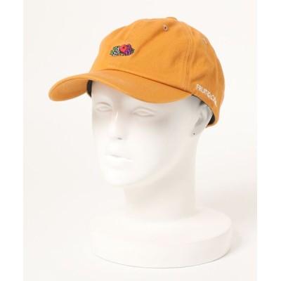 FRUIT OF THE LOOM / LOGO EMB LOW CAP WOMEN 帽子 > キャップ