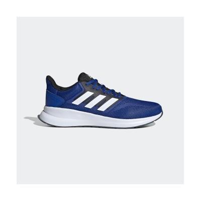 (adidas/アディダス)アディダス/メンズ/FALCONRUN M/メンズ チームロイヤルブルー/フットウェアホワイト/コアブラック