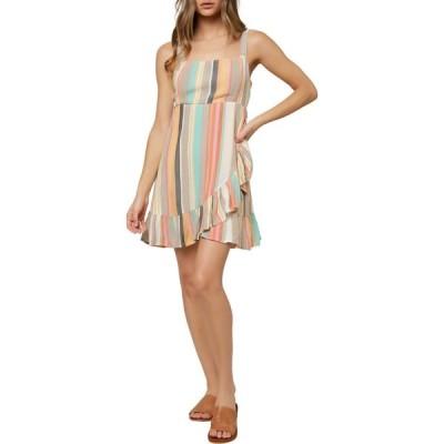 オニール O'NEILL レディース ワンピース サンドレス ワンピース・ドレス Colinda Cruz Sundress Cruz Stripe Multi