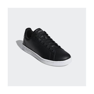 (adidas/アディダス)ADVANCOURT LEA M/ユニセックス ブラック