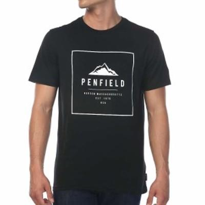 ペンフィールド Penfield メンズ Tシャツ トップス Alcala T-Shirt Black