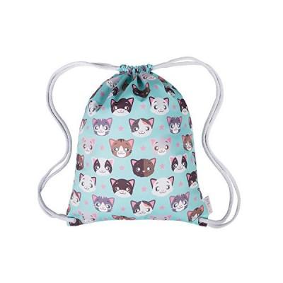Micv 新しい ナップサック ジムサック 防水仕様 巾着袋 軽量 スポーツバッグ 通学・運動・旅行に最適 アウトド