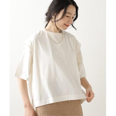 (framesRayCassin/フレームスレイカズン)Tシャツ+タンクセット/レディース オフ白