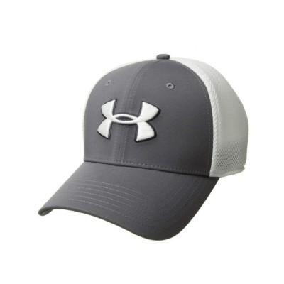 アンダーアーマー Under Armour メンズ キャップ 帽子 TB Classic Mesh Cap Graphite/White/White