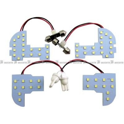 BRIGHTZ オデッセイ RB3 RB4 LEDルームランプ 4PC ROOM−LAMP−051