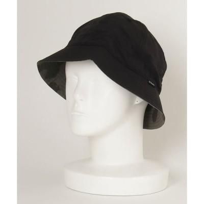帽子 ハット POLeR OUTDOOR STUFF/ポーラーアウトドアスタッフ REVERSIBLE DRAWCORD BELL HAT ハット