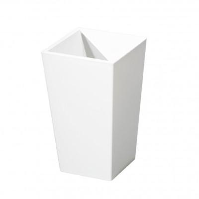 テラモト ユニード カクス ホワイト 約□170×□126×280mm DS-452-028-8
