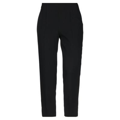 ANITA DI. パンツ ブラック 42 ポリエステル 100% パンツ