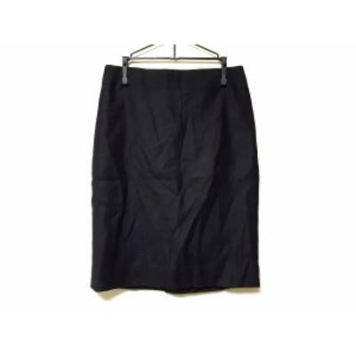 ルーニィ LOUNIE スカート サイズ36 S レディース 黒【中古】