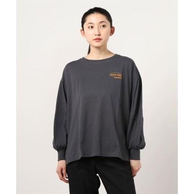 tシャツ Tシャツ WEGO/イラストレータープリントロンT