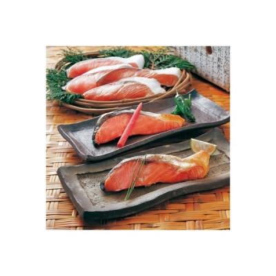 根室市 ふるさと納税 根室海鮮市場<直送>甘汐天然時鮭1切×22P(約1.5kg) A-28135