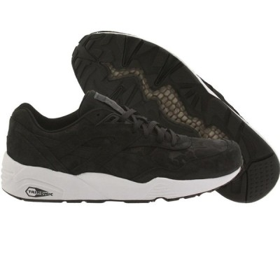 プーマ Puma メンズ スニーカー シューズ・靴 x BAPE R698+ black