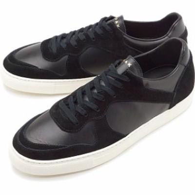 ヨーク YOAK メンズ ユリス ULYSE 日本製 スニーカー 靴 BLACK ブラック系 [FW19]