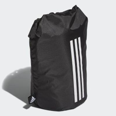 アディダス サッカー バックその他 フットボール マルチサック FTG39 DU9960 メンズ NS ブラック/ホワイト