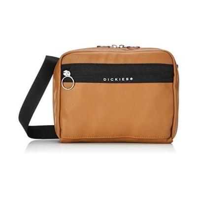 [ディッキーズ] ショルダーバッグ DK SYNTHETIC LETHER SHOULDER BAG (ベージュ One Size)