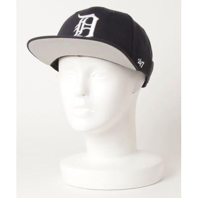 H.L.N.A / 【47Brand】Tigers Sure Shot'47 CAPTAIN MEN 帽子 > キャップ