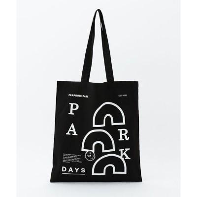 FRAPBOIS / フラボア PARKトート (B)遊具柄