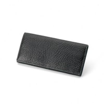 ASUMEDERU 日本製 山羊革 カード束入れ グリーン 14E-3352