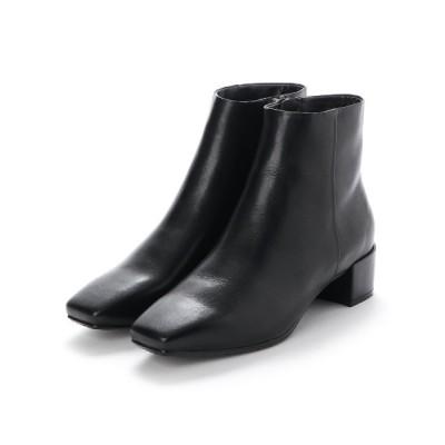 EVOL / 【EVOL】本革スクエアブーツIP8066 WOMEN シューズ > ブーツ