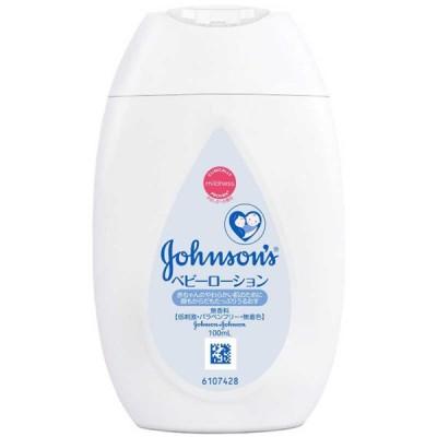 ジョンソン&ジョンソン ジョンソン(R)ベビー ローション 無香料100ml JJベビーロションムコウ100