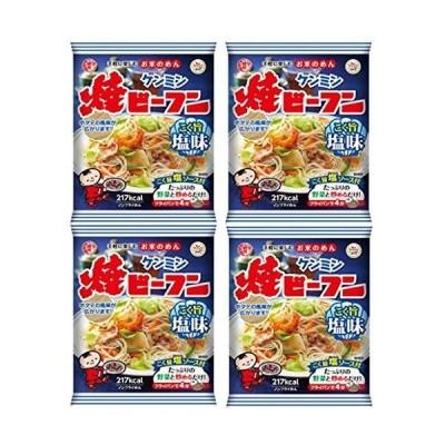 健民食品 即席焼ビーフン(こく旨塩味) 70g×4袋