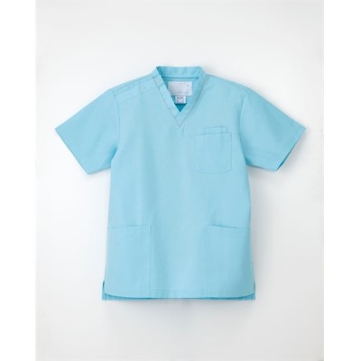 ナガイレーベン SL-5092 男女兼用スクラブ(男女兼用) ナースウェア・白衣・介護ウェア