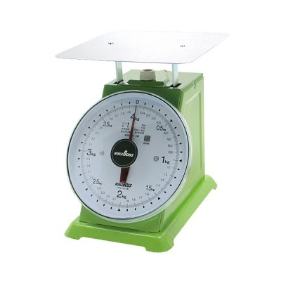 WORLDBOSS 並型上皿自動秤 2kg/4kg/8kg/12kg