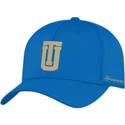 トップオブザワールド メンズ 帽子 アクセサリー Top of the World Men's Tulsa Golden Hurricane Blue Phenom 1Fit Flex Hat