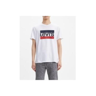 【P2倍+10%OFFクーポン】 LEVIS リーバイス メンズ Tシャツ ロゴグラフィックTシャツ 39636 0000