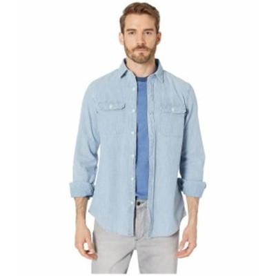 Vineyard Vines ヴィニヤードヴァインズ 服 一般 Sea Breeze Solid Classic Dockman Shirt