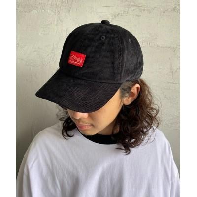JEANS FACTORY / [MANHATTAN PORTAGE/マンハッタンポーテージ] 6パネル コーデュロイキャップ MEN 帽子 > キャップ