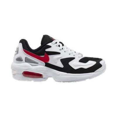 (取寄)ナイキ レディース エア マックス 2 ライト Nike Women's Air Max 2 Light White Red Orbit Black Wolf Grey