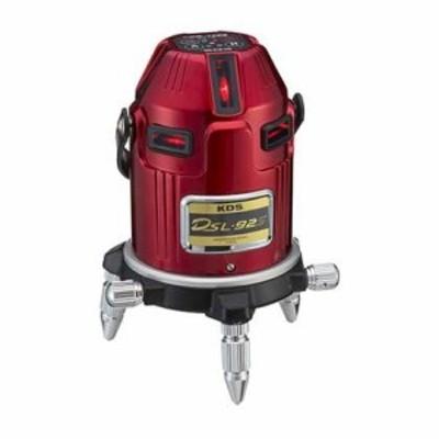 ムラテックKDS 電子整準スーパーレイ92S 156 x 143 x 220 mm 赤 DSL-92S 1点
