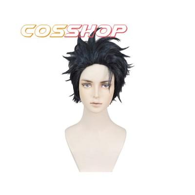 Deca-Dence デカダンス カブラギ コスプレウィッグ かつら  wig コスチューム イベント  専用ネット付き