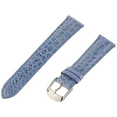 スイス ウォッチ インターナショナル Swiss Watch International 18 MM オーシャン ブルー Genuin(海外取寄せ品)