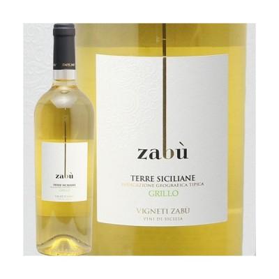 ザブ グリッロ 2019 白ワイン