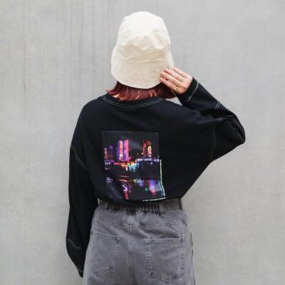 179ダブルジー 179/WG ヴィンテージグラフィックTシャツ (92その他3)
