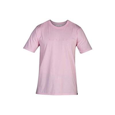 特別価格Hurley Mens Bnz Blended Tee, Pink Gaze - XX-Large好評販売中