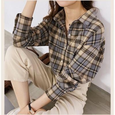 レディースブラウス40代トップスおしゃれ春シャツ大きいサイズ韓国風きれいめ着痩せ通勤卒業式ゆったり服装入学式